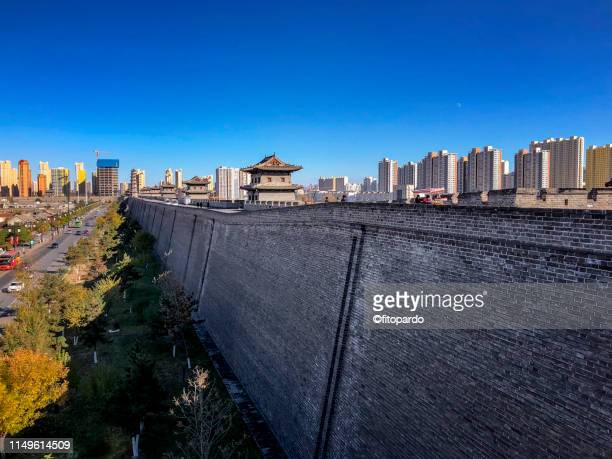 Skyline view from the Yongning gate