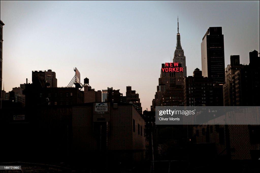 New Yorker Hotel : News Photo