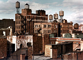Skyline view looking north from 15th street with brick buildings and picture id1097566940?s=170x170
