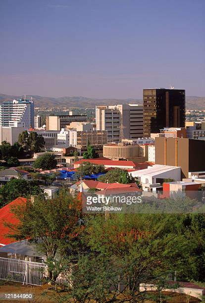 Skyline, Windhoek, Namibia