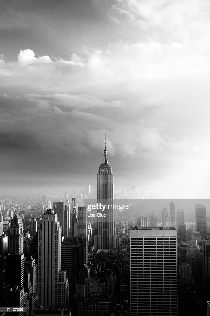 New York City Skyline 1960s Stock Photos and Pictures Getty Images