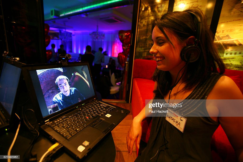 Skype speed dating