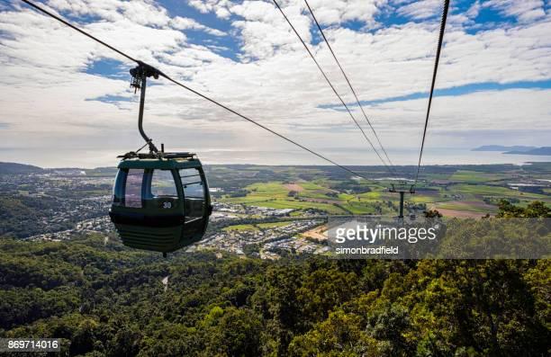 Skyrail Rainforest Cableway, Queensland, Australia