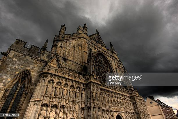 sky's the limit - exeter england stock pictures, royalty-free photos & images