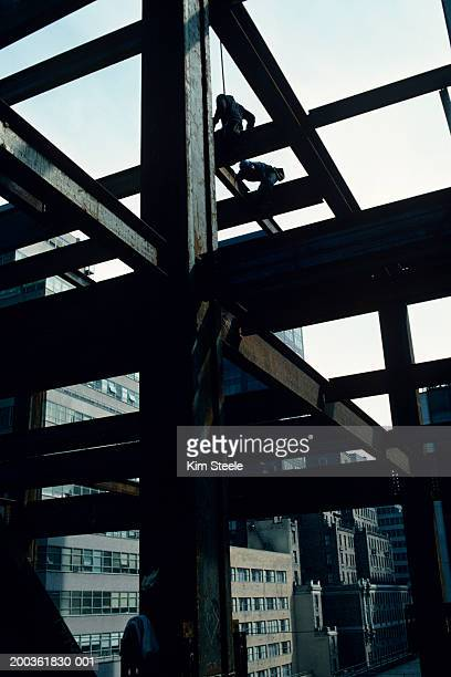 Skyscraper Construction in New York City