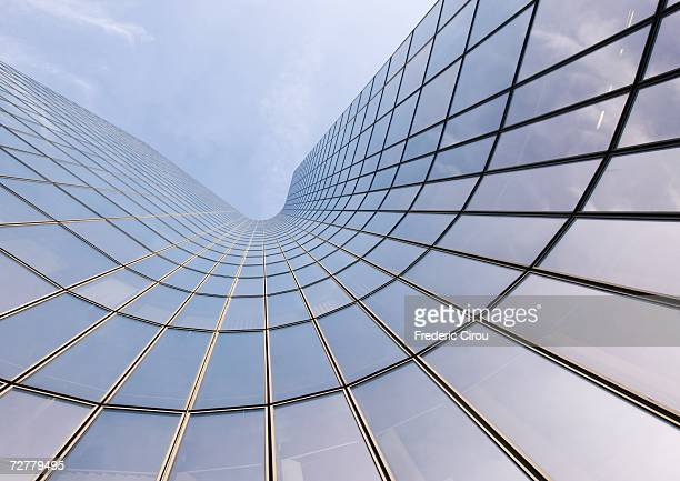 Skyscraper, low angle view