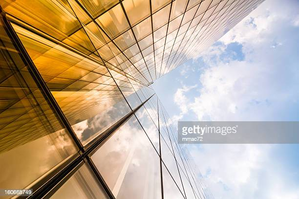 skyscraper - tilt stock pictures, royalty-free photos & images