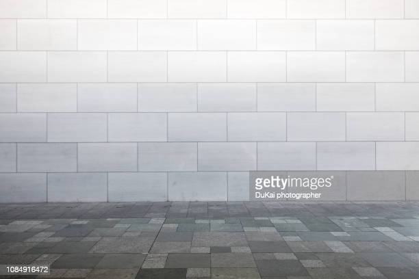 skyscraper  plaza - paving stone stock pictures, royalty-free photos & images
