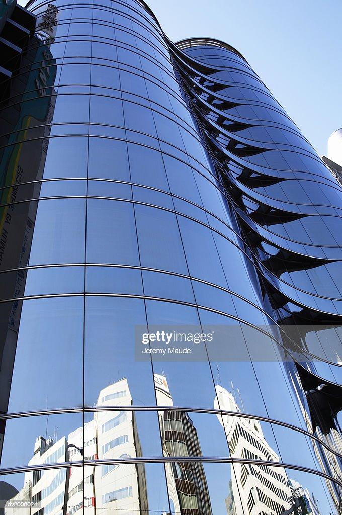 Skyscraper, Shibuya, Tokyo, Japan : Stock Photo