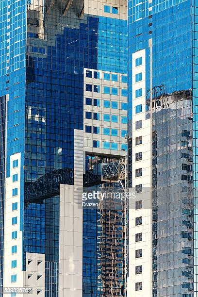 skyscrapers and office buildings in japan - drazen stock pictures, royalty-free photos & images