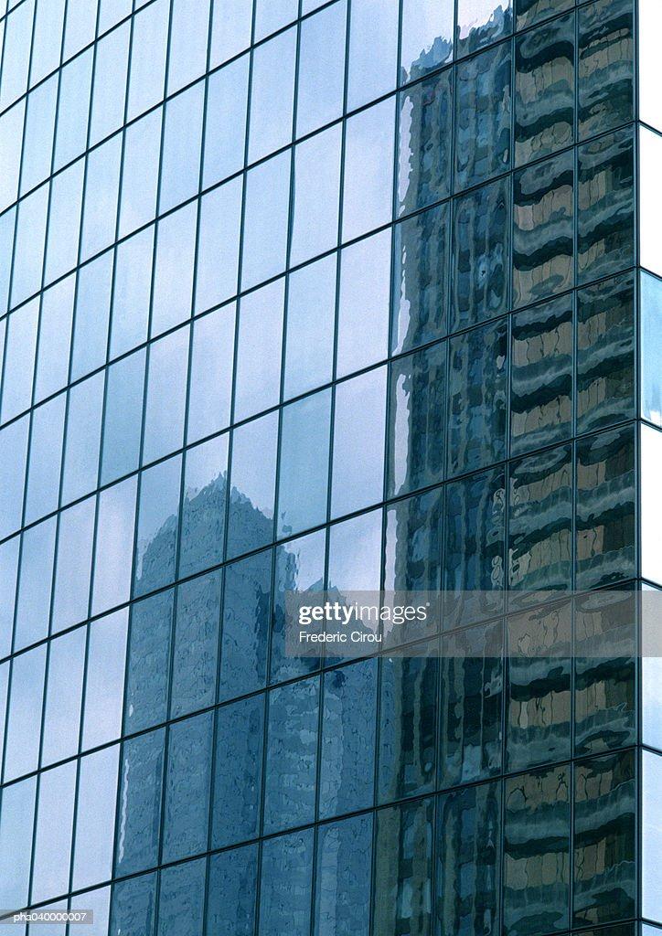Skyscraper's facade : ストックフォト