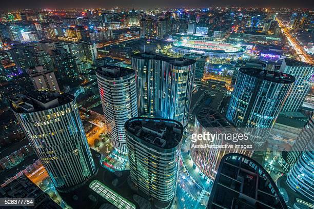 Skyscrapers in Beijing, Sanlitun SOHO