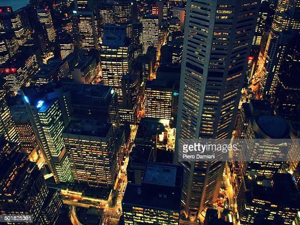 Skyscrapers in Sydney