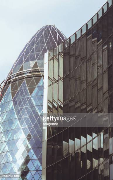 Skyscrapers in The City of London