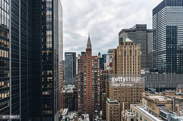 Skyscrapers of New York City
