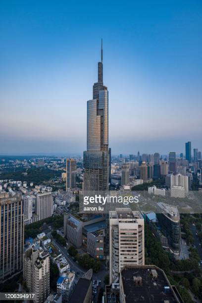 skyscrapers - liu he stock pictures, royalty-free photos & images