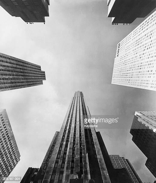 skyscrapers - インターナショナルビル ストックフォトと画像