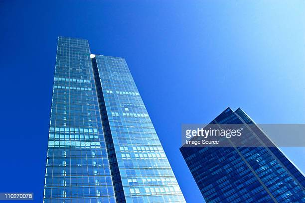 skyscrapers, white plains, westchester county, new york state, usa - westchester county stock pictures, royalty-free photos & images