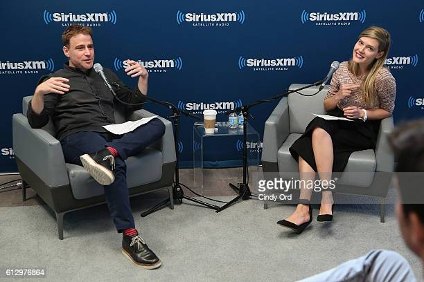Slack Founder Stewart Butterfield in conversation with writer and Talk of the Town editor at The New Yorker Lizzie Widdicombe for the debut of Work...