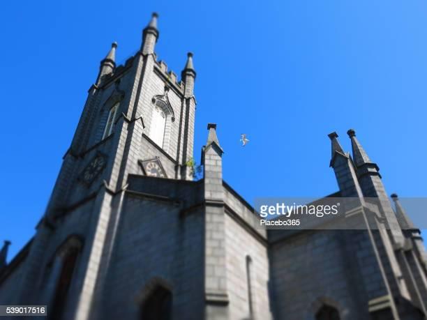 Slains Castle Spire, Belmont Street, Aberdeen, Großbritannien