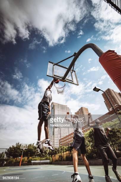 slam dunk in new york city