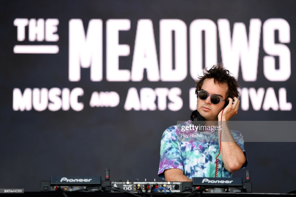 Slaptop performs onstage during the Meadows Music And Arts Festival - Day 1 at Citi Field on September 15, 2017 in New York City.