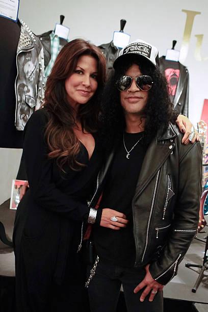 Legendary Rocker Slash And His Wife Perla Host Exclusive ...