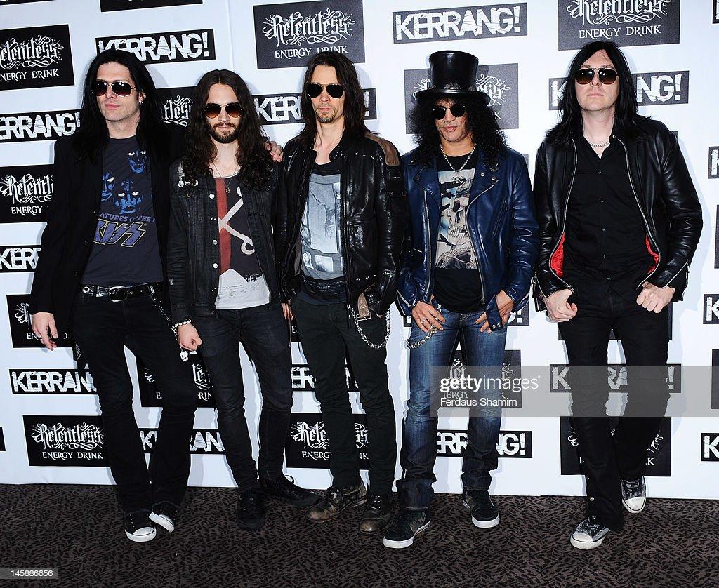 Kerrang! Awards - Arrivals