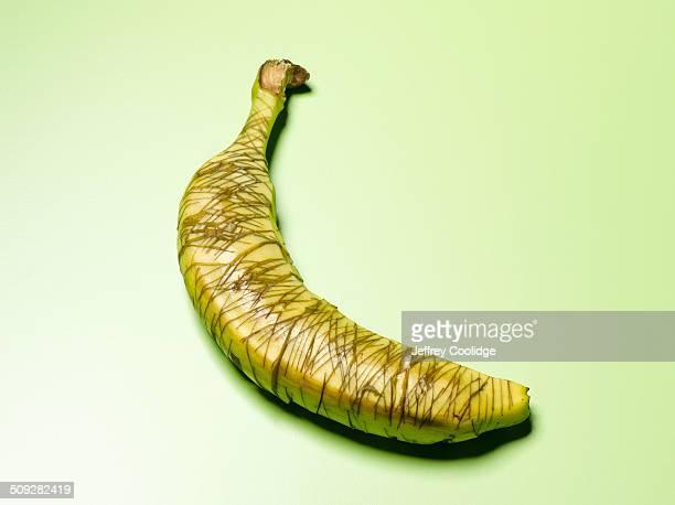 Slashed Banana