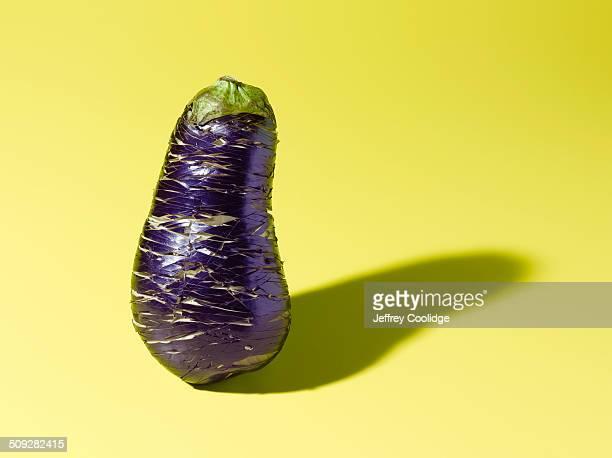 Slashed Eggplant