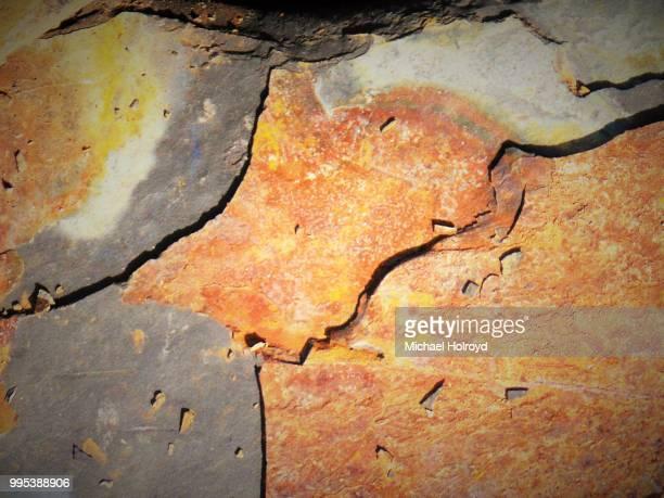 Slate Slate Baby 'Cave Painting Series