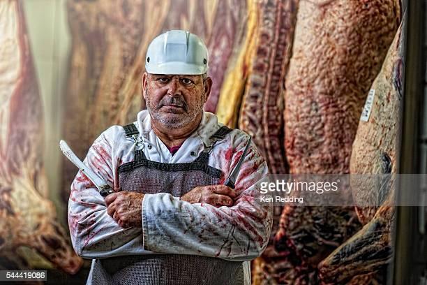 Slaughterhouse Butcher