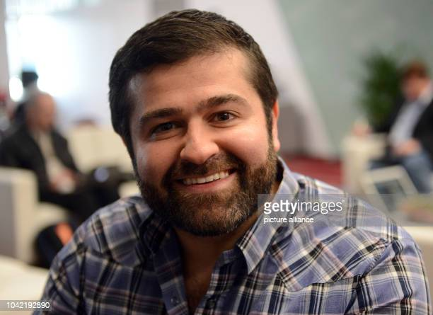 Slava Rubin, founder of the Crowdfunding-website Indiegogo at the CES in Las Vegas, united states of America, 09 January 2014. The fair runs from 07...