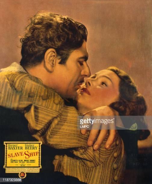 Warner Baxter Elizabeth Allan 1937