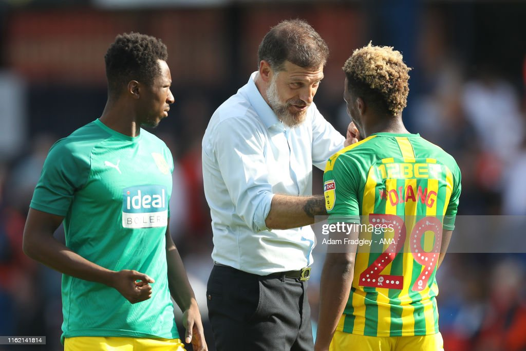 Luton Town v West Bromwich Albion - Sky Bet Championship : News Photo