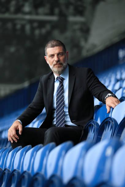 GBR: West Bromwich Albion Unveils New Manager Slaven Bilic