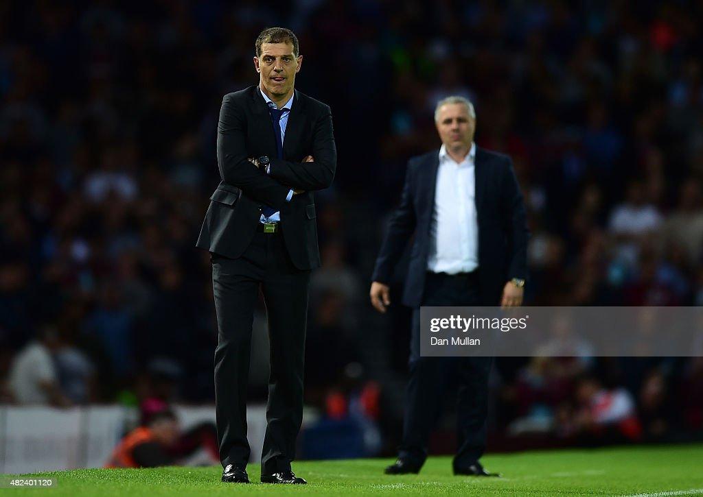 West Ham United v Astra - UEFA Europa League : News Photo