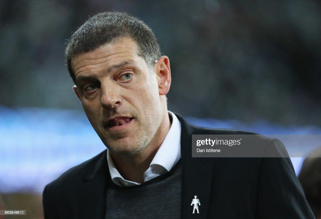 West Ham United v Brighton and Hove Albion - Premier League : News Photo