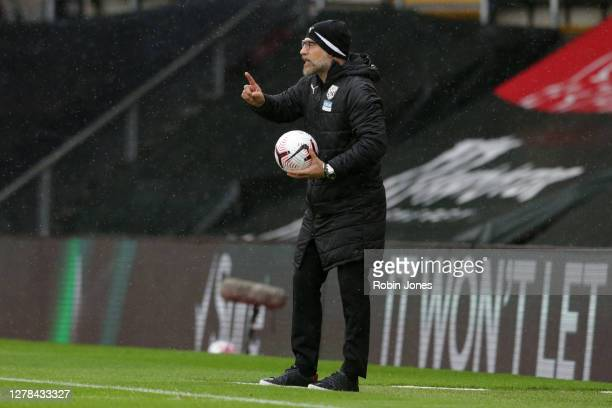 Slaven Bilic of West Bromwich Albion during the Premier League match between Southampton and West Bromwich Albion at St Mary's Stadium on October 04...