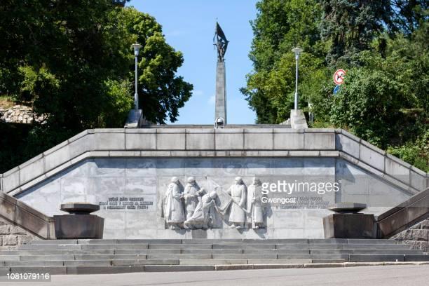 Slavín War Memorial in Bratislava