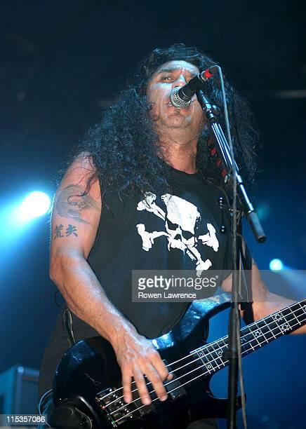Slayer during Download Festival Day 2 at Donington Park in Donington United Kingdom