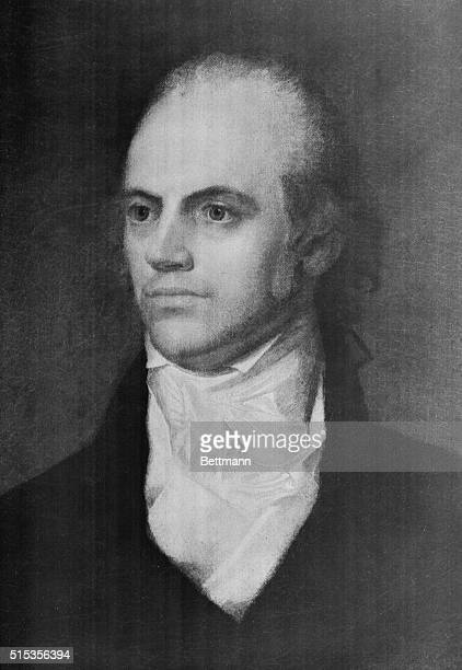 Slayer of his political rival Alexander Hamilton in a duel in 1804 and arrested for treason in 1807 Aaron Burr also served as the third vicepresident...