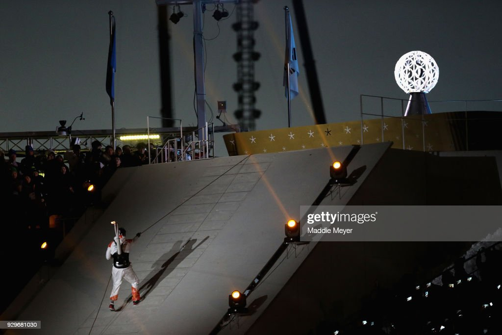 2018 Paralympic Winter Games - Opening Ceremony : Photo d'actualité