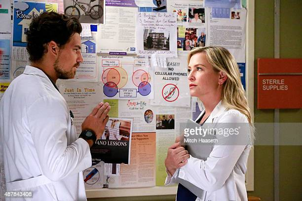 S ANATOMY Sledgehammer Grey Sloan Memorial Hospital springs into action to save the lives of two young girls whose powerful story will force some of...