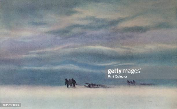 Sledging' The final expedition of British Antarctic explorer Captain Robert Falcon Scott left London on 1 June 1910 bound for the South Pole The...