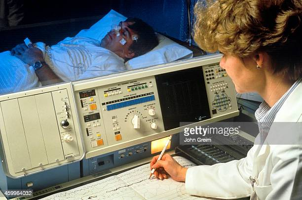 Sleep disorder lab