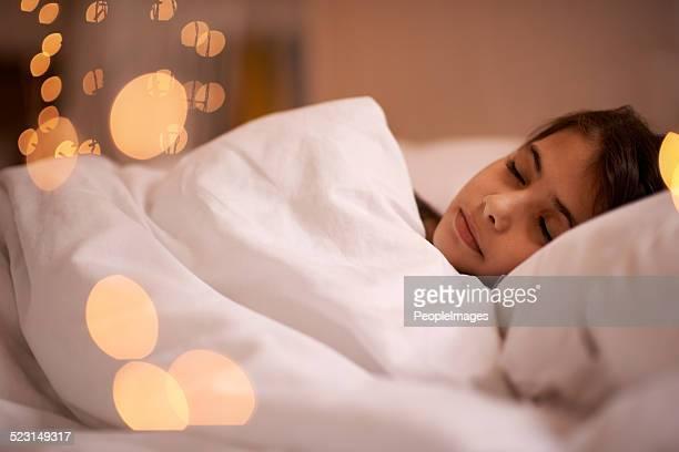 Guter Schlaf ist wichtig für die wachsende Geist