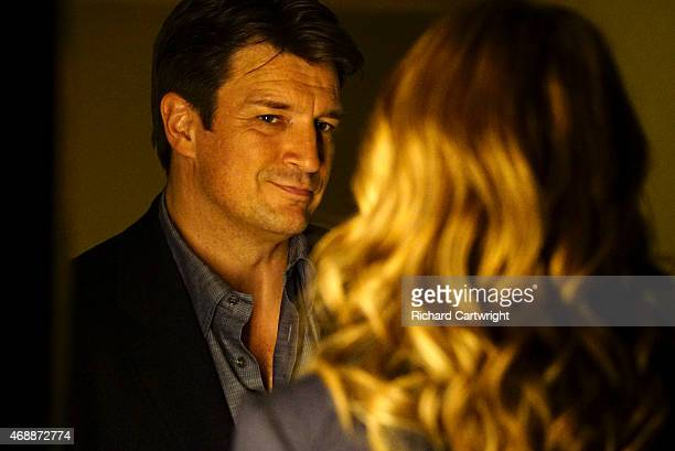 "Sleeper"" - A mysterious recurring dream drives Castle and Beckett to seek answers about the two-month period when he went missing. But their search..."