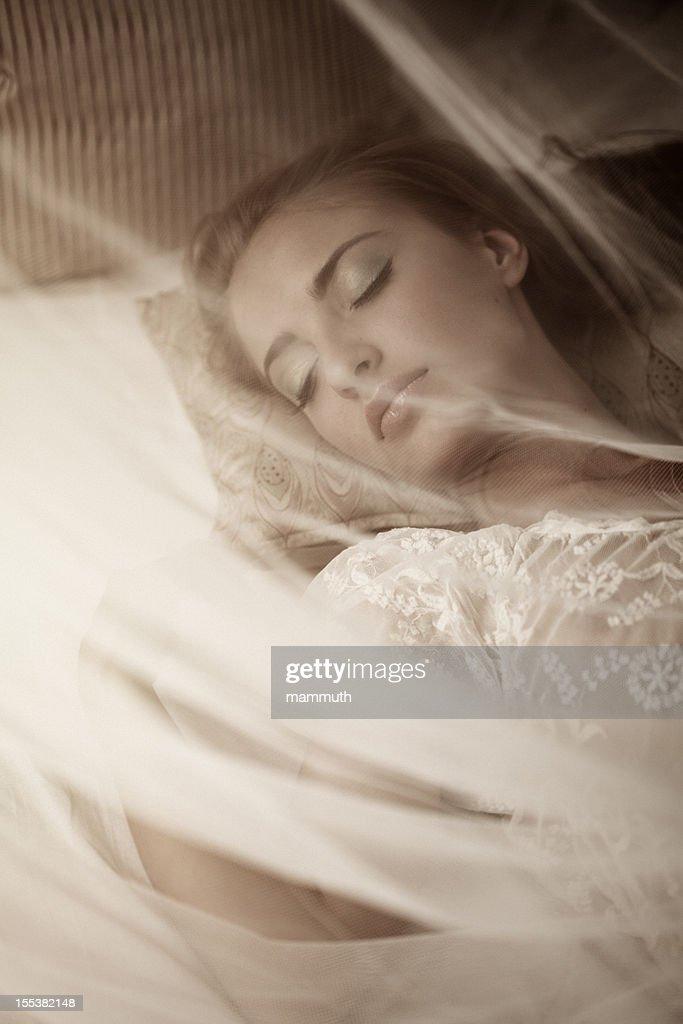 Sleeping Beauty : Stock Photo