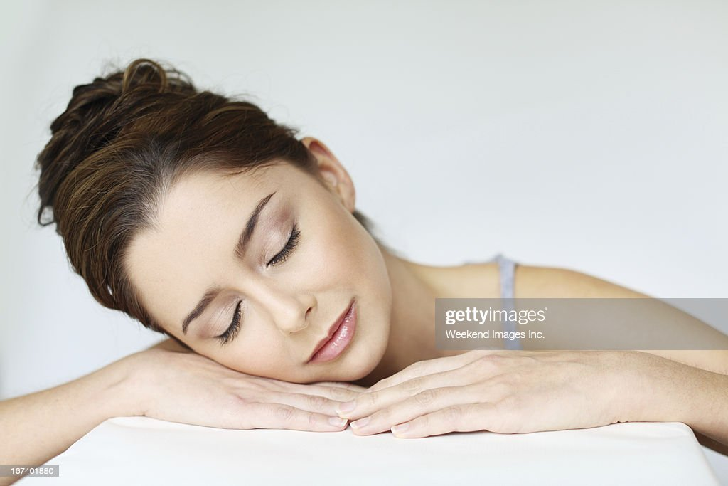 Sleeping beauty : Stock-Foto